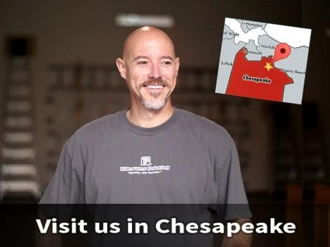 visit us in chesapeake