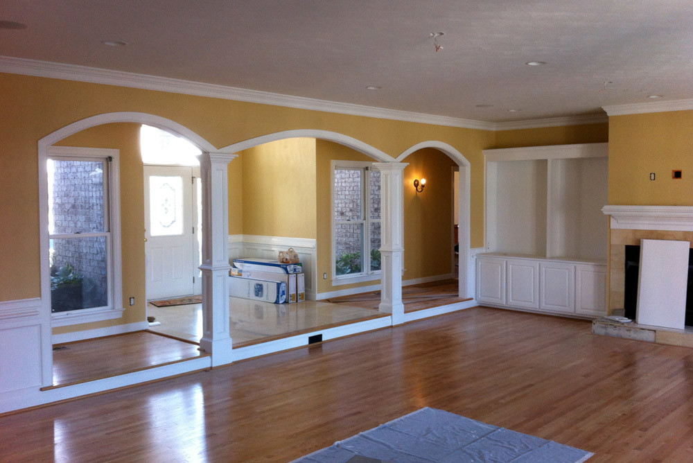Residential Painting Chesapeake Tidewater Painting