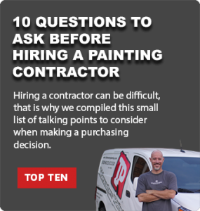 10 Questions to ask a contractor
