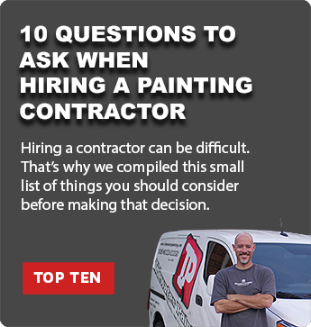 Top 10 Questions to ask a Painting Contractor