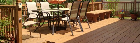 Deck Staining and Cleaning