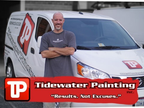 Tidewater Painting Results Not Excuses
