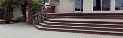 Deck Staining slider