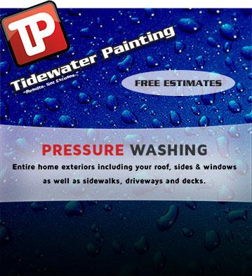 Pressure Washer Slider